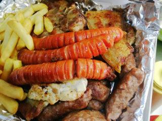 Mixed meat kg Krkiša delivery