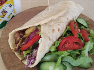 Chicken gyros Toledo M delivery