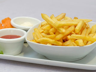 French fries dostava