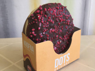 Donut with forest fruit Toledo M delivery
