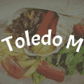 Toledo M food delivery Gyros