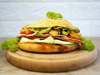 Miročki sendvič Kuhinjica Novi Sad dostava