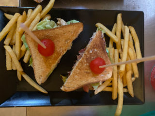 Klub sendvič Dvorištance dostava