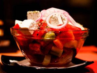 Grčka salata Godo Splav Restoran dostava