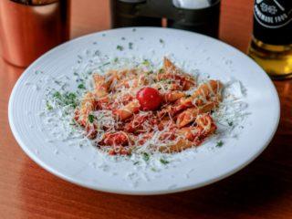 Napolitana pasta Delight pasta gastro bar dostava