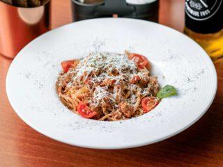 Bolognese pasta Delight pasta gastro bar dostava