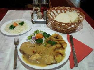 Svinjski but u sosu Stara Mehana dostava