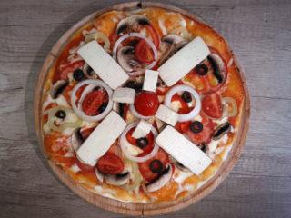 Veggie pica Kuhinjica Novi Sad dostava