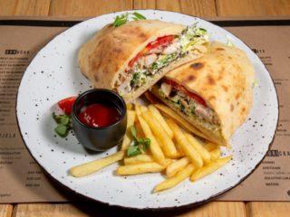 Aligator sendvič Aligator Bar dostava