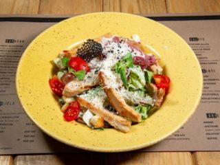 Cezar salata Aligator Bar dostava