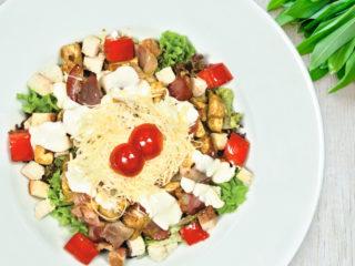 Cezar salata Splav restoran Viva dostava