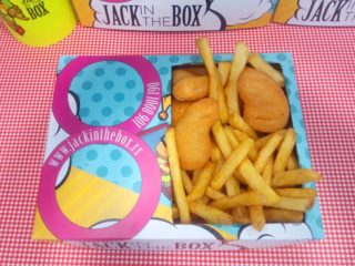 Nuggets Jack In The Box dostava