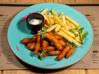 Chicken sticks dostava