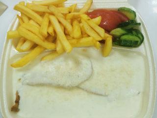 Piletina Quattro Formaggio obrok Snoopy Fast Food dostava