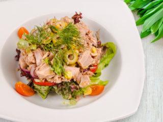 Rio mare salata Splav restoran Viva dostava