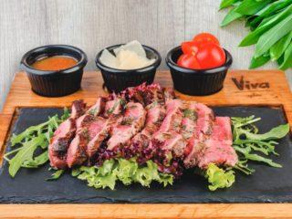 Taljata od bifteka Splav restoran Viva dostava
