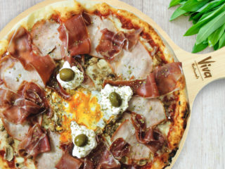 Viva pica Splav restoran Viva dostava