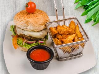 Viva burger Splav restoran Viva dostava