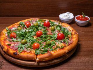 Grazzia pizza dostava