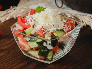 Šopska salata Walter Ušće dostava