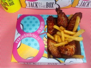 Wings Jack In The Box dostava