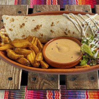 Burrito Zapata delivery