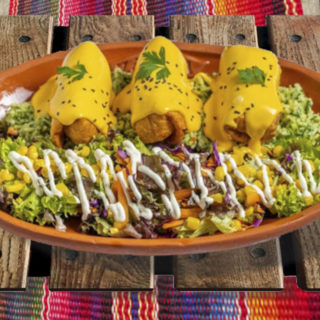 Chimichanga con Carne delivery