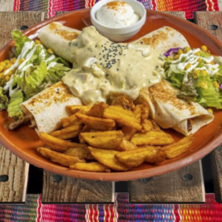 Enchilada san Jose delivery
