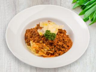 Pasta bolonjeze Splav restoran Viva dostava
