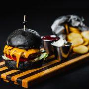 Burger crni klasik