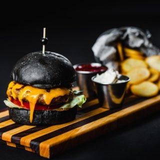 Burger crni specijal Protina Kuća dostava