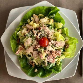 Cezar salata Vila Bela Ruža dostava