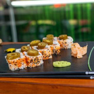 Uramaki Dinamit Sushi King dostava