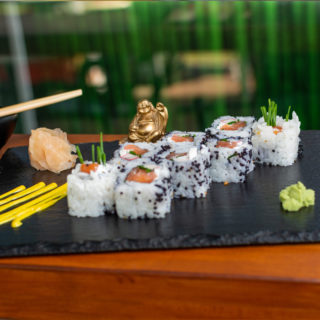 Uramaki Filadelfija Sushi King dostava
