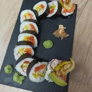 Futomaki Tempura Sushi King dostava