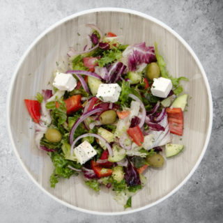 Greek salad Fabrika pizze delivery