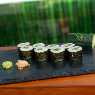 Kapa maki Sushi King dostava