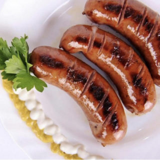 Austrian sausage with cheese Ćevabdžinica Pink delivery