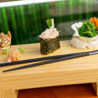 Kraba gunkan Sushi King dostava