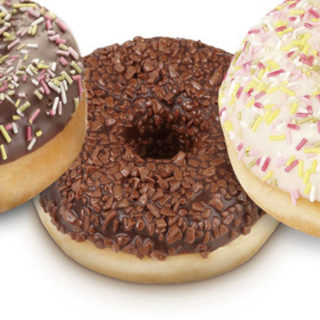 Donuts Ćevabdžinica Pink delivery