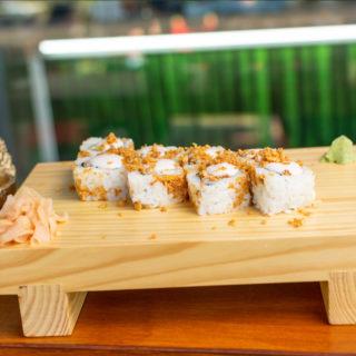 Crunchy kraba Sushi King dostava