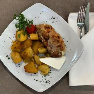 Stuffed chicken drumstick Vila Bela Ruža delivery