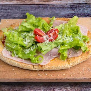 La Barrique sendvič šunka La Barrique dostava