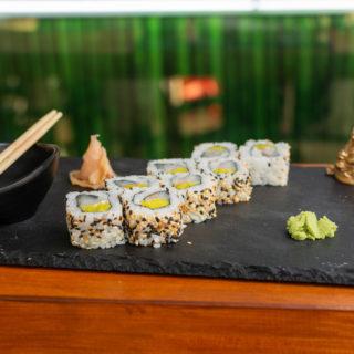 Suzuki daikon Sushi King dostava