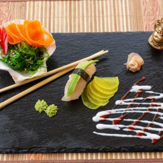 Suzuki nigiri Sushi King dostava
