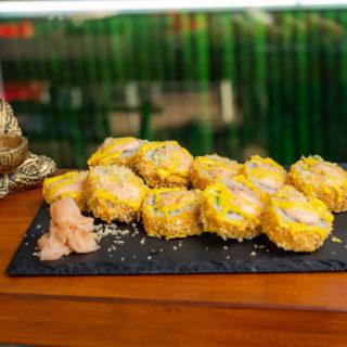 Tempura uramaki Sushi King dostava