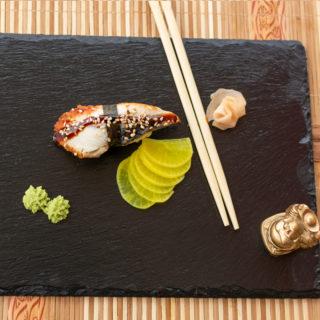 Unagi nigiri Sushi King dostava