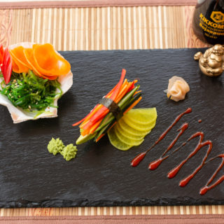 Veggie nigre Sushi King dostava