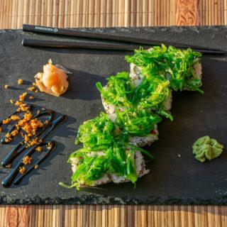 Veggie goma Sushi King dostava