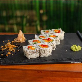Veggie rolls Sushi King dostava